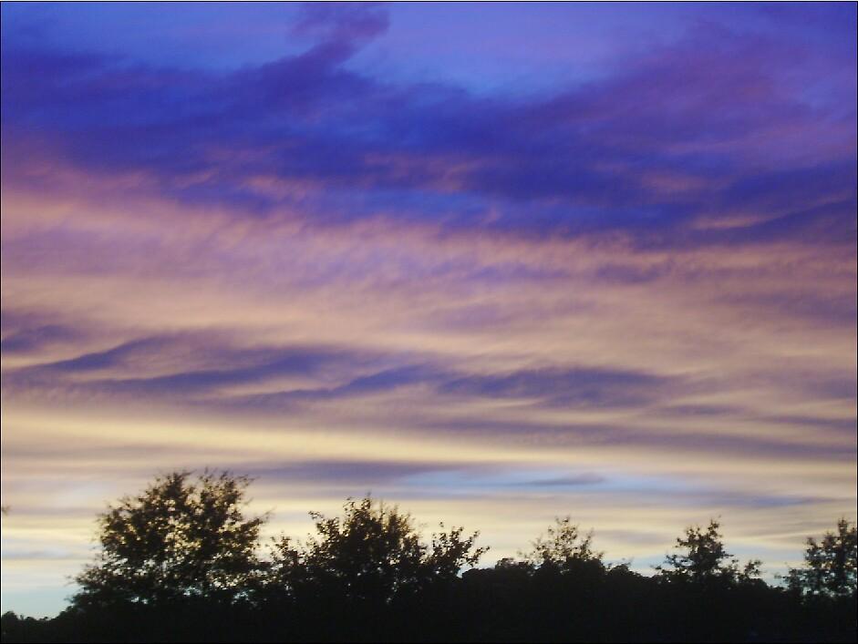 Sunset Sky by ACPandza