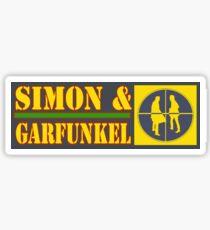 S and G (Public Enemies) Sticker