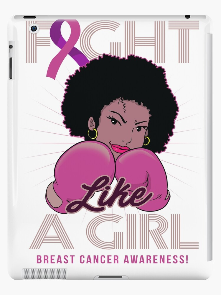 Breast Cancer Awareness For Black Women Ipad Case Skin By Plistshirts Redbubble