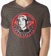 Revolutionary - Eddy Merckx Men's V-Neck T-Shirt