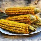 Corn ears by jean-louis bouzou