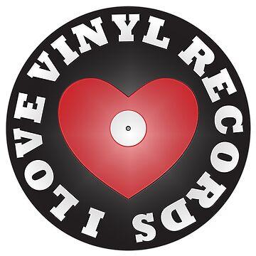 Love Vinyl Records by tonydew