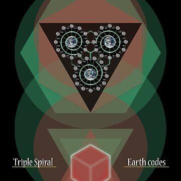 Triple Spiral by InfinityCodes