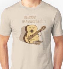 NEW GUITAR Unisex T-Shirt