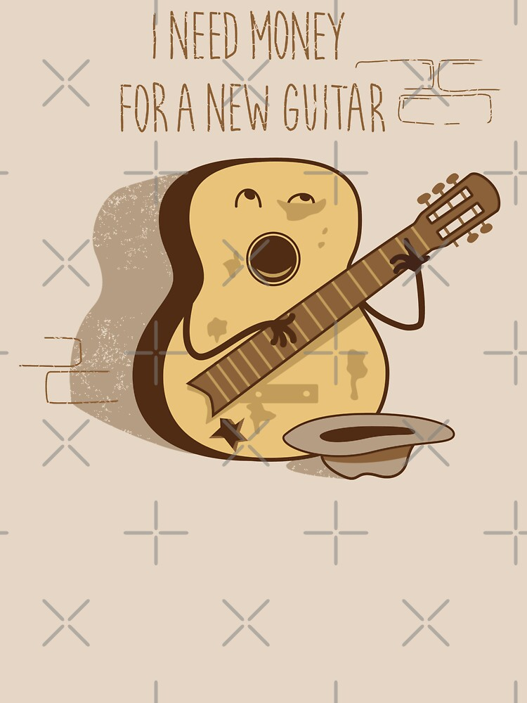 NEW GUITAR by gotoup