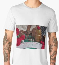 Vintage Magic Tricks Collection Men's Premium T-Shirt