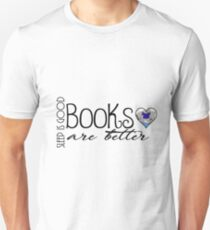 Book lover Unisex T-Shirt