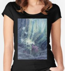 Fairy Forest Women's Fitted Scoop T-Shirt