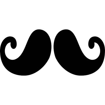 Mustache by Julianco