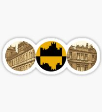 Downton Abbey (customizable) Sticker