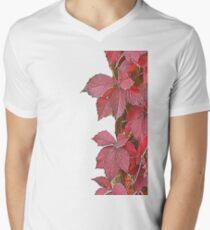 colorful autumn leaf T-Shirt