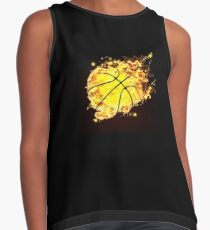 Basketball Too Hot To Handle Sleeveless Top