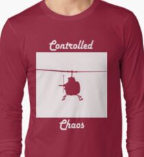 Copter Long Sleeve T-Shirt