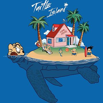 Turtle Island by SamielLair
