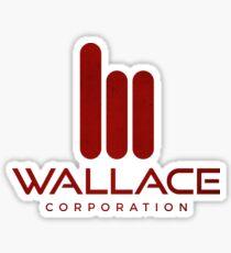 Wallace Corp Sticker