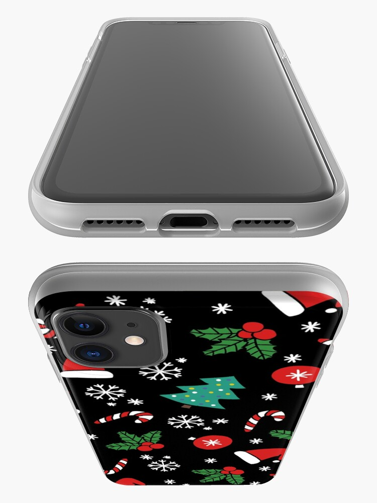 Alternate view of Christmas iPhone Case & Cover