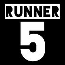 RUNNER 5 - black by Teayl