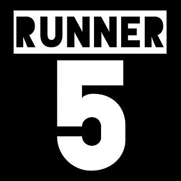 RUNNER 5 - black by Teayl