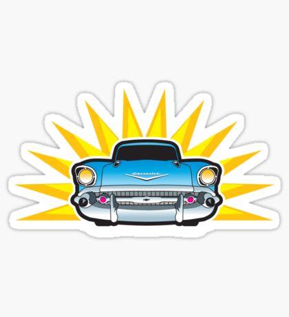 57 Chev Sticker