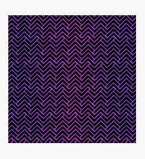 Line Pattern Photographic Print