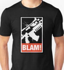 Camiseta unisex Space Marine Bolter
