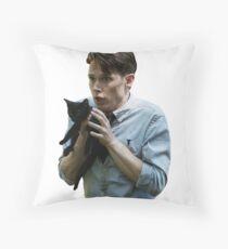 Dirk Throw Pillow