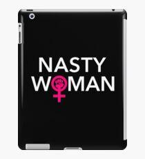 Powerful Nasty Woman iPad Case/Skin
