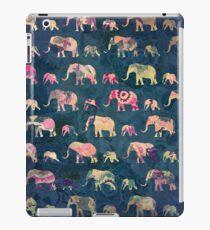 Colorful Elephants iPad Case/Skin