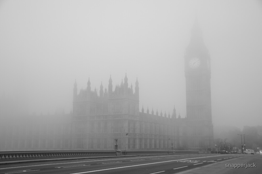 A London Fog. by snapperjack