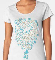 LaLady 4 - C Women's Premium T-Shirt