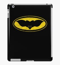 Gotham Gremlin (distressed) iPad Case/Skin