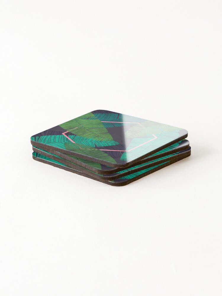 Alternate view of Mirage Coasters (Set of 4)