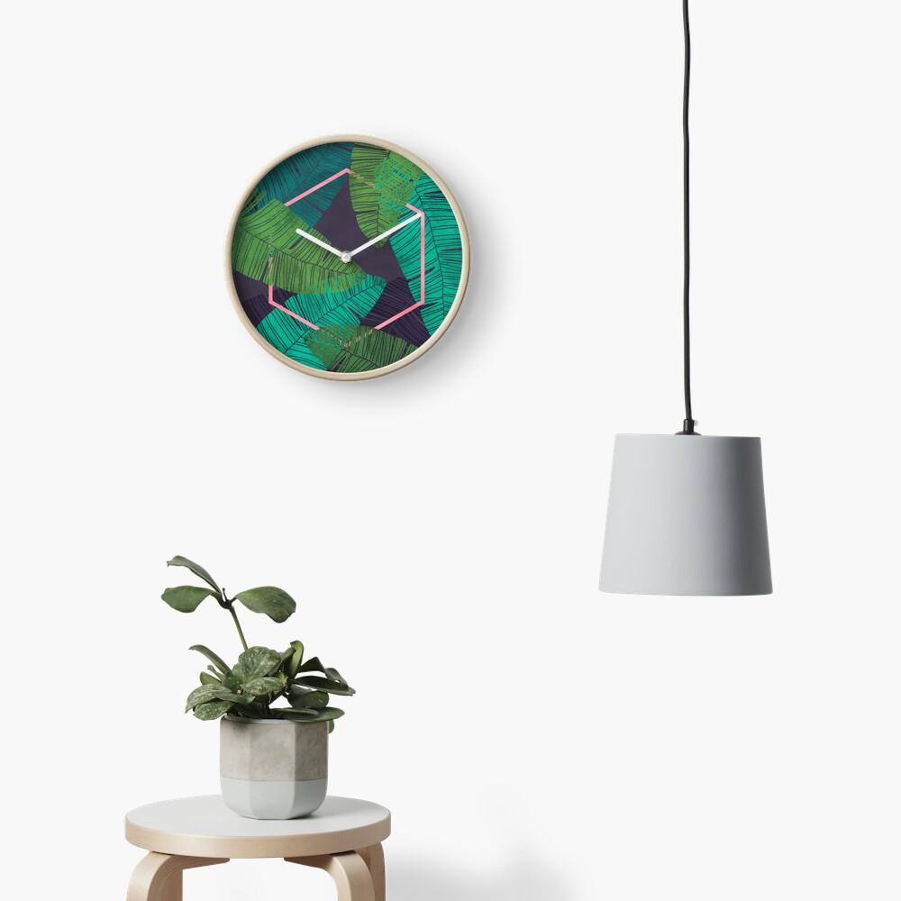 Mirage Clock