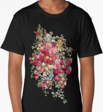 """Bouquety"" Long T-Shirt"