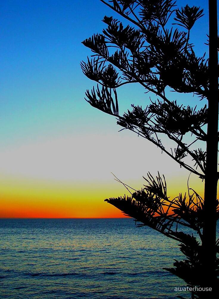 Glenelg Sunset by awaterhouse