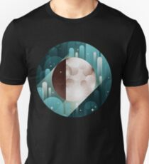 Fly me to the Moon - illustration T-Shirt