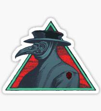The Acacia Strain Plague Doctor Sticker