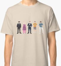 The Many Faces of Jimmy Fallon Classic T-Shirt