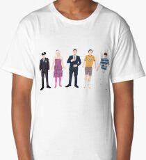 The Many Faces of Jimmy Fallon Long T-Shirt