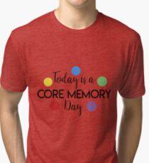 Core Memory Tri-blend T-Shirt