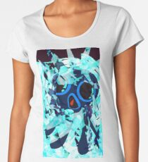 Squid No. 23 - Telekinetic Women's Premium T-Shirt