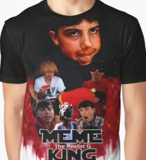 Meme King Graphic T-Shirt