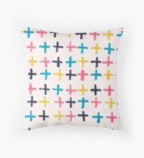 Axis Throw Pillow