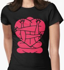 one love Women's Fitted T-Shirt