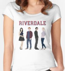 Riverdale Women's Fitted Scoop T-Shirt