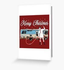Cousin Eddie, Shitter was full Greeting Card