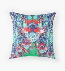 Ottoman Enginar Throw Pillow