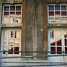 School doors by Pascale Baud