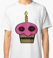 plush evil cupcake fnaf Classic T-Shirt