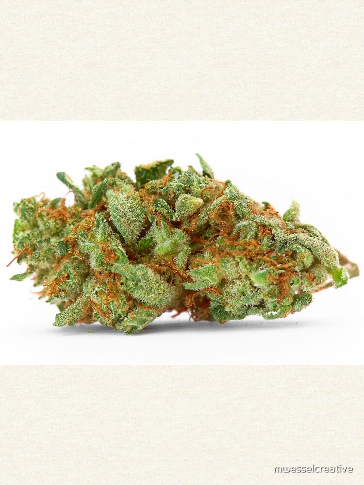 Raum Königin Marihuana von mwesselcreative